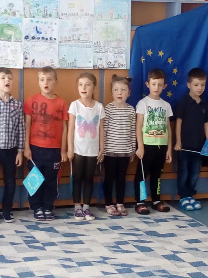 Respect pentru Ziua Europei!